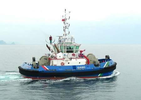 The Giano Tug
